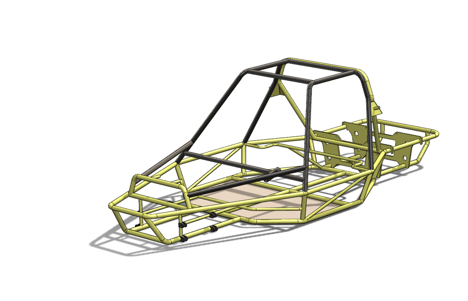 Mini Buggy Frame Kit